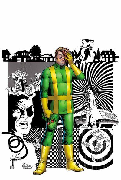 Comic - Hank Johnson Agent Of Hydra 1 - 2015