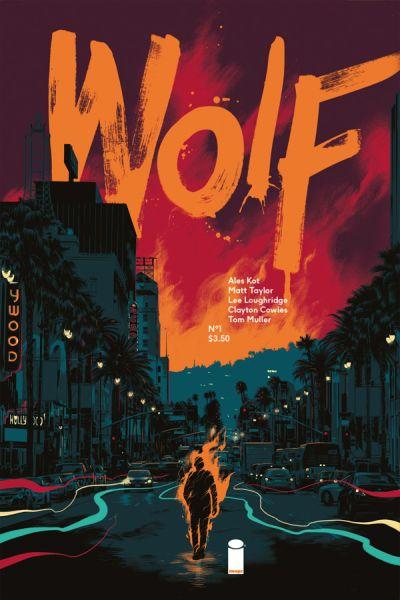 """""""Wolf"""" #1"""