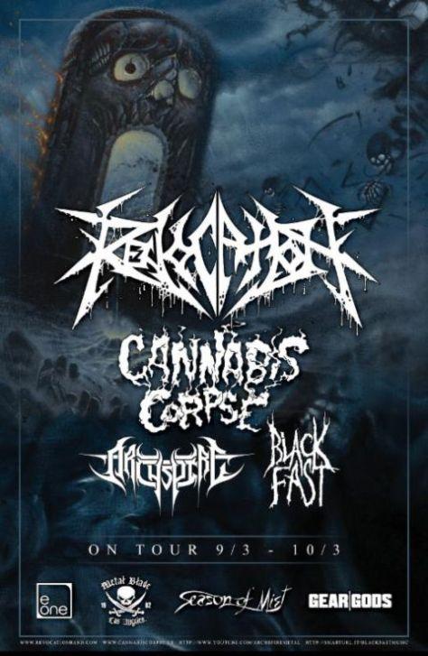 Tour - Revocation - 2015