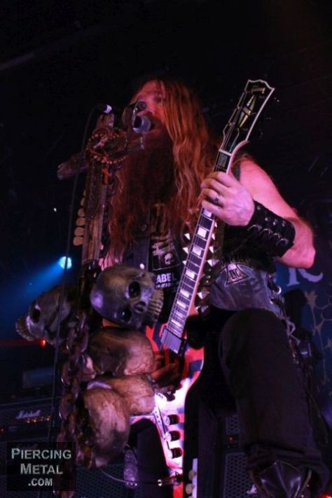 black label society, black label society live photos7