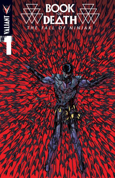 """Book Of Death - Fall Of Ninjak"" #1"