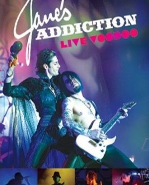 """Live Voodoo"" [DVD] by Jane's Addiction"