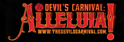 Logo - Devils Carnival - Alleluia