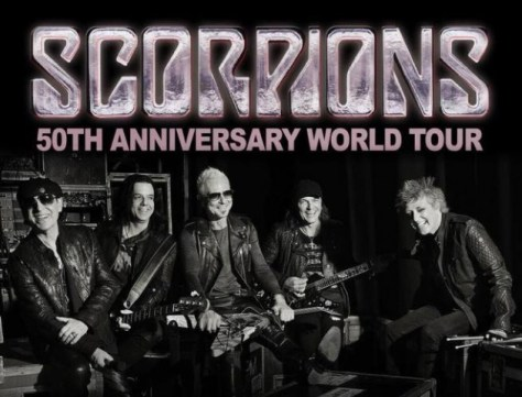Photo - Scorpions - 50th Anniversary