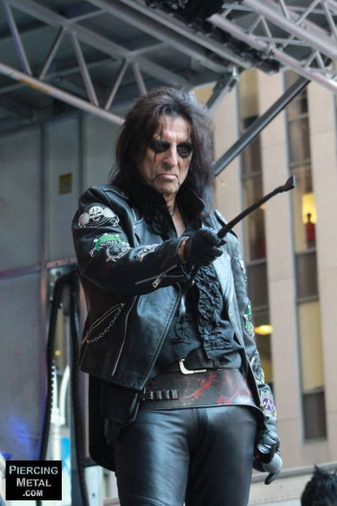 alice cooper, alice cooper live photos
