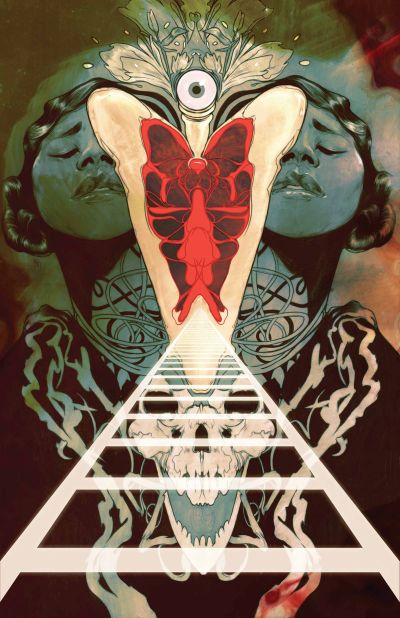 Comic - Dark Tower Drawing Of The Three 1 - 2015