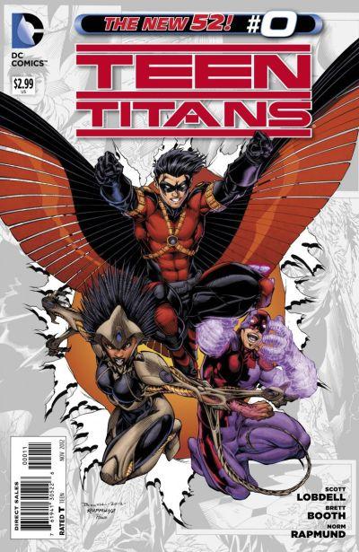 Comic - Teen Titans 0 - 212