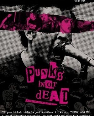 """Punks Not Dead"" [DVD] by Various Artists"