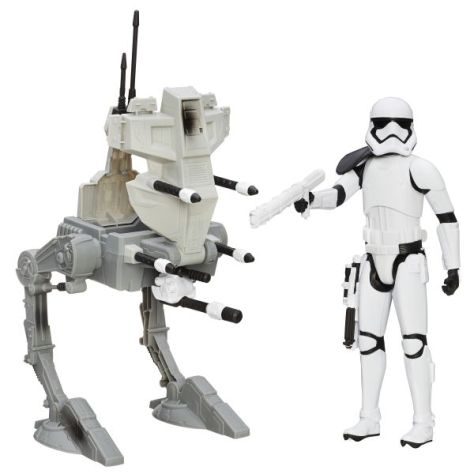 STAR WARS TFA 12IN SERIES FIGURE & VEHICLE_Assault Walker (2)