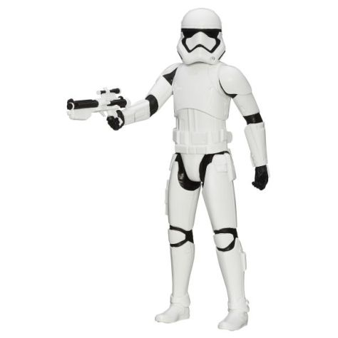 STAR WARS TFA 12IN SERIES Figure_First Order Stormtrooper