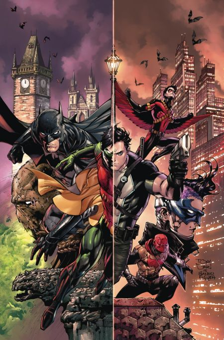 """Batman and Robin Eternal"" #1"