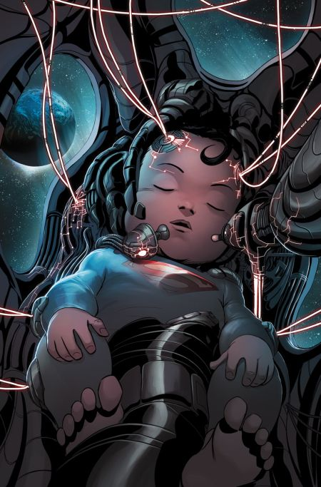 Comic - Superman American Alien 1 - 2015