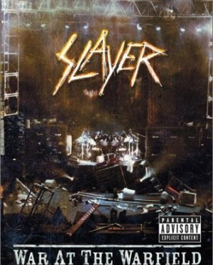 """War At The Warfield"" (remaster) by Slayer"