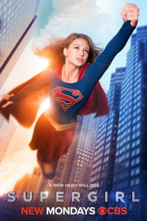Poster - Supergirl - S1 - CBS 2015