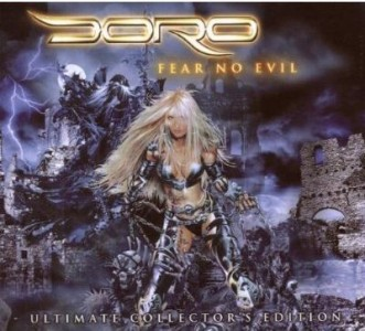"""""""Fear No Evil"""" (Ultimate Collector's Edition) by Doro"""
