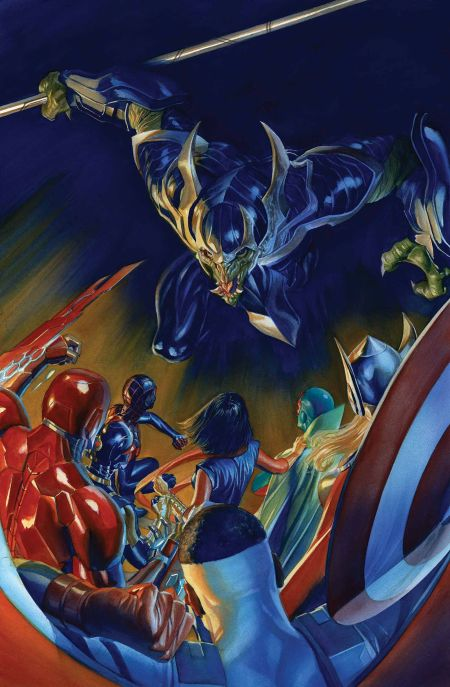 """All-New All-Different  Avengers"" #2"