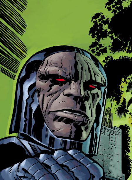Comic - DCCP Darkseid War 1 - 2015