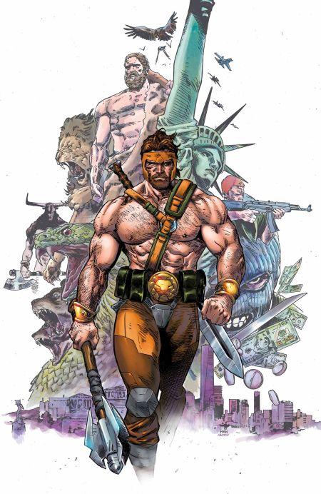 """""""Hercules"""" #1"""