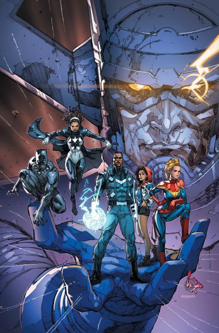 """""""The Ultimates"""" #1"""