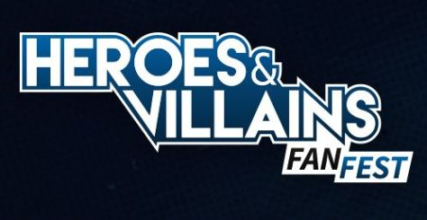 Logo - Heroes and Villains Fan Fest