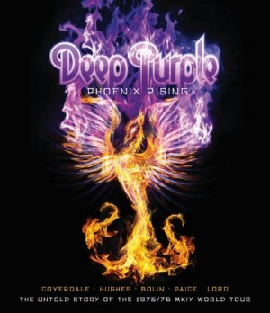 """Phoenix Rising"" [Blu-ray] by Deep Purple"