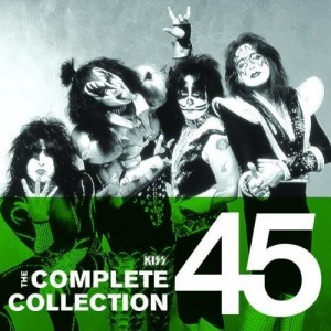 """""""45 The Complete Collection"""" by KISS"""