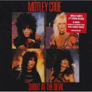 """""""Shout At The Devil (remaster) by Motley Crue"""