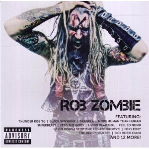 """Icon"" (2CD) by Rob Zombie"