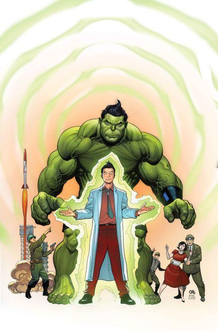 Comic - Hulk 1 - 2015