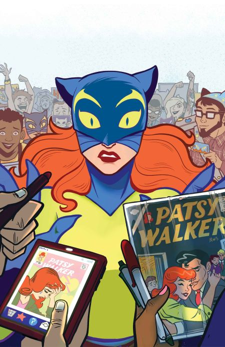Comic - Patsy Walker 1 - 2015