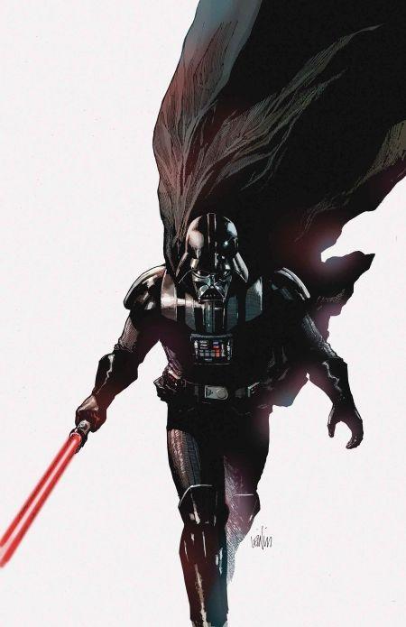 Comic - Star Wars Vader Annual 1 - 2015