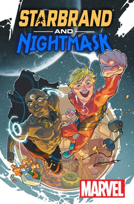 Comic - Starbrand Nightmask 1 - 2015