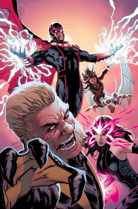 Comic - Uncanny X-Men 1 - 2015