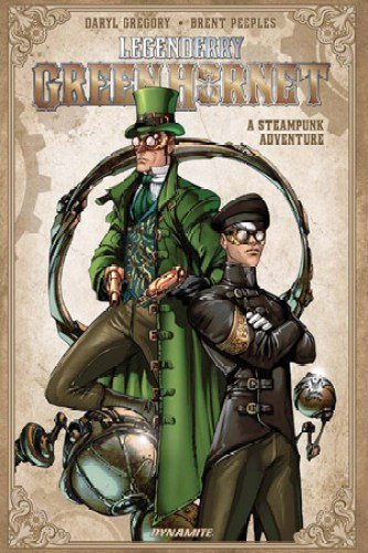 """Legenderry Green Hornet"""