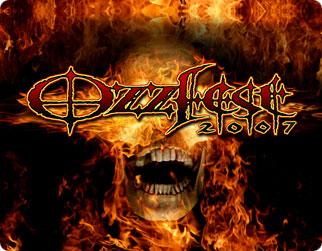 """Ozzy Osbourne's """"Ozzfest"""" @ PNC Bank Arts Center (8/16/2007)"""