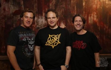 Photo - That Metal Show Cast