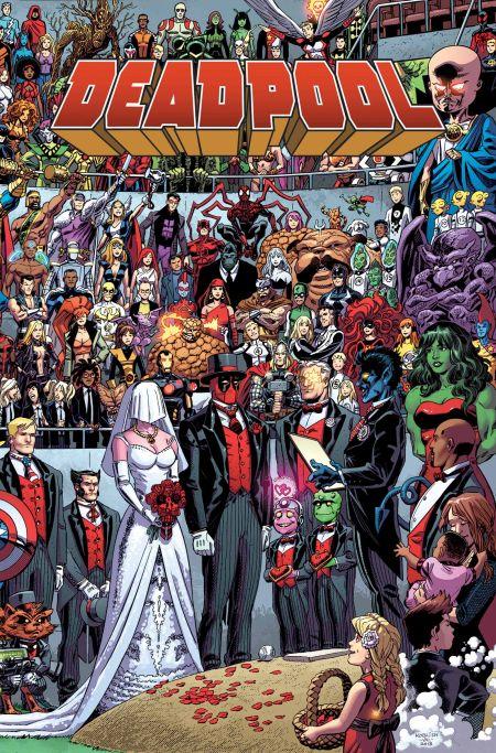 """True Believers: Wedding Of Deadpool"" #1"