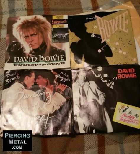 david bowie, david bowie albums, the music of david bowie, photos of david bowie albums