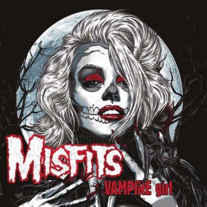 """""""Vampire Girl""""/""""Zombie Girl"""" by The Misfits"""