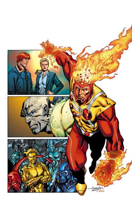 """Legends Of Tomorrow"" #1"