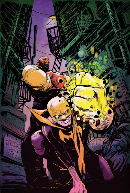 """""""Power Man and Iron Fist"""" #1"""