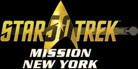 Logo - Star Trek Mission NY - 2016