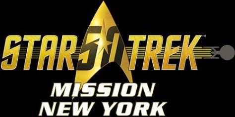 Logo - Star Trek Mission NY - 2016
