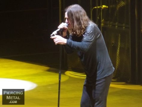 black sabbath, black sabbath concert photos, the end tour