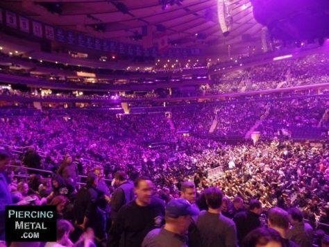 black sabbath fans, madison square garden, sold out show
