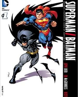 "Out Now:  ""Superman/Batman: Batman v Superman: Dawn of Justice Special Edition"" #1"
