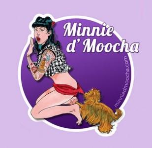 Logo - Minnie d'Moocha