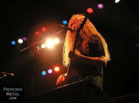 nevermore, nevermore concert photos, gigantour