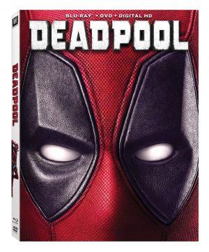 Bluray - Deadpool - 2016