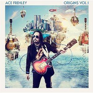 CD - Ace Frehley - Origins Vol 1